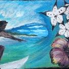 Laurent Mora Artwork Surf dreaming