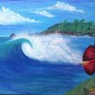 Laurent Mora Artwork Hawaii