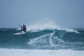 kite-surf Laurent Photo ; Richard Amoureux