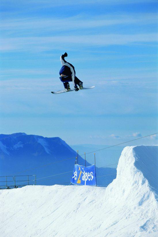 snow Laurent Mora : Photo Alex Costelli