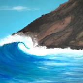 Laurent Mora Artwork Lobos Dream